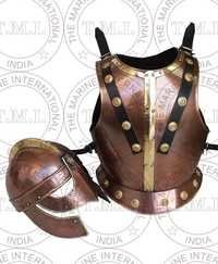 Medieval Valsgarde Breastplate Armour Costume