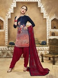 Readymade cotton patiala salwars