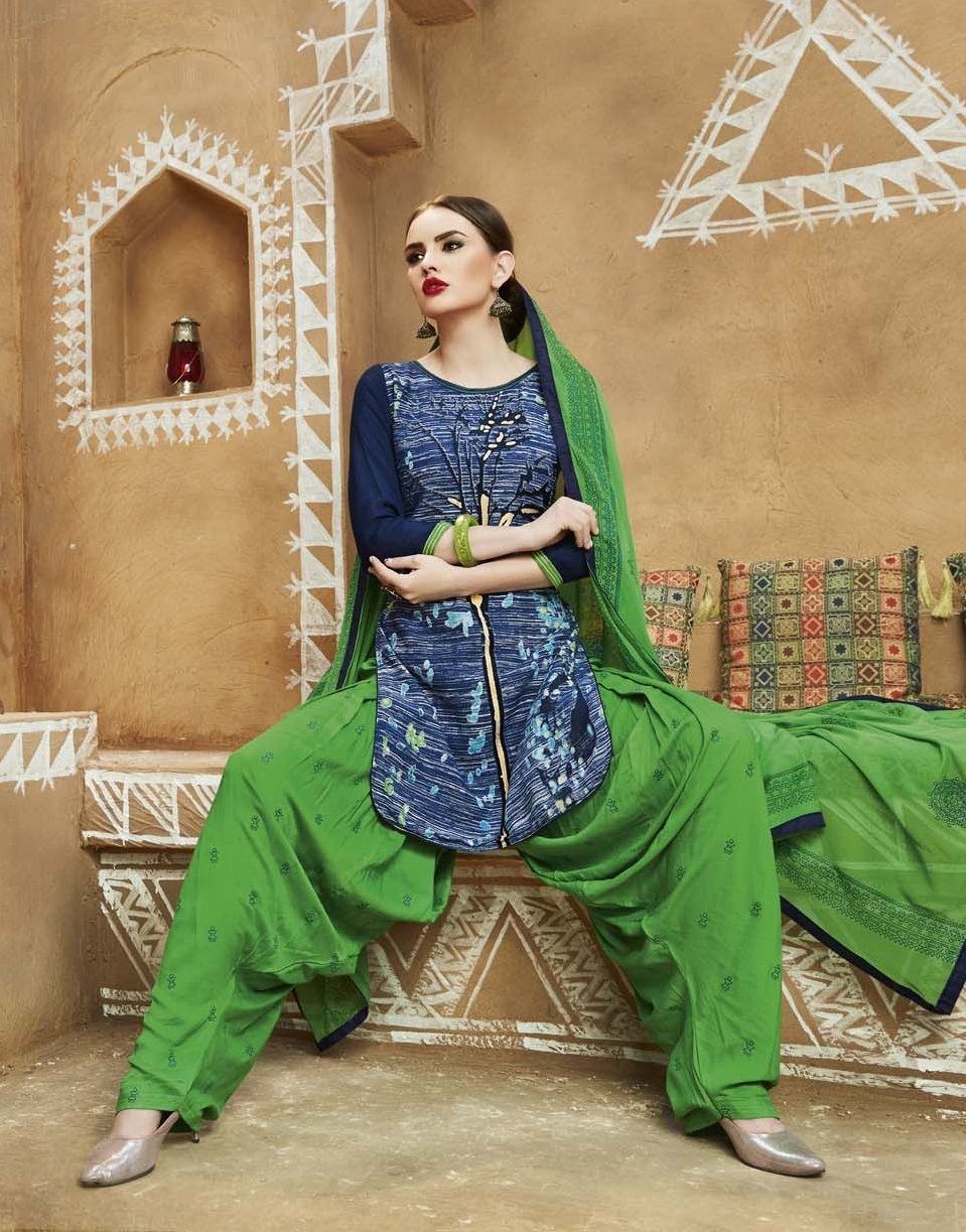 punjabi readymade patiala salwar suits