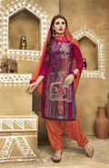 punjabi readymade patiala salwar suits