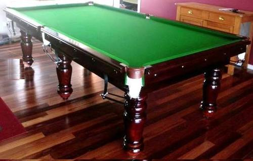 Pool Table In talian Slate