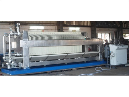Stainless Steel Filter Press & Plates