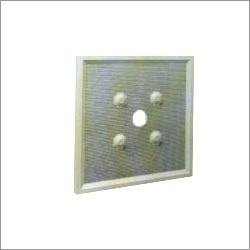 Plate Used in Ceramic Industries
