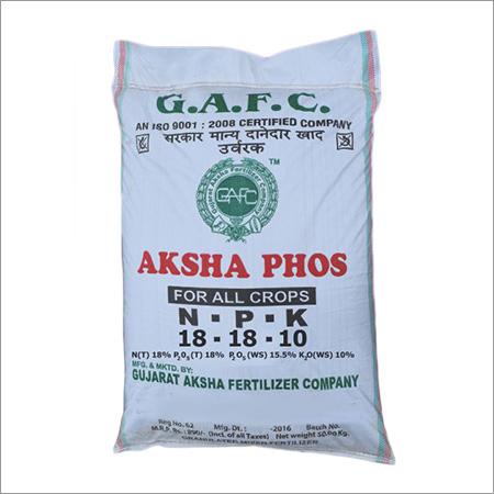 NPK 18 18 10 Fertilizer