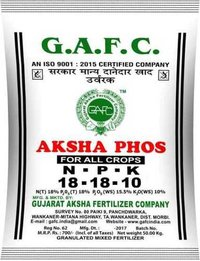 NPK 18 18 10 Fertilizer