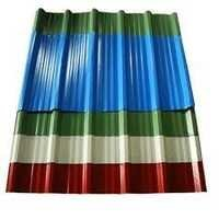 Prepainted Galvanized Profile Sheets