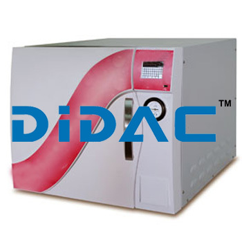 Eco Tech Autoclave
