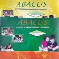 Abacus Study Material Books