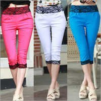 Women Pants Capri