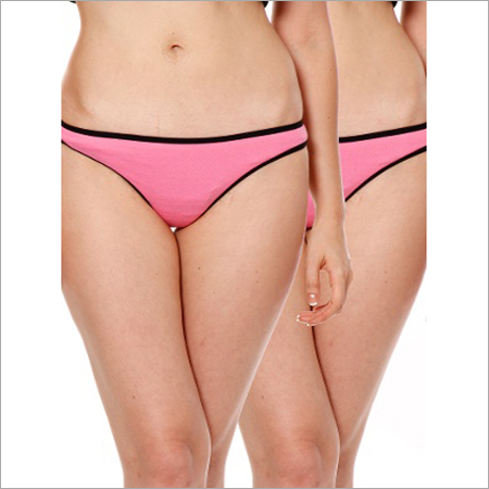 Selfcare Womens Pink Panty Pack