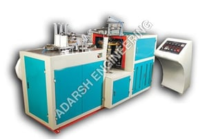 Paper Cup Glass Forming Machine