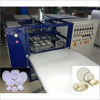 Thermoforming Dona Plate Machine