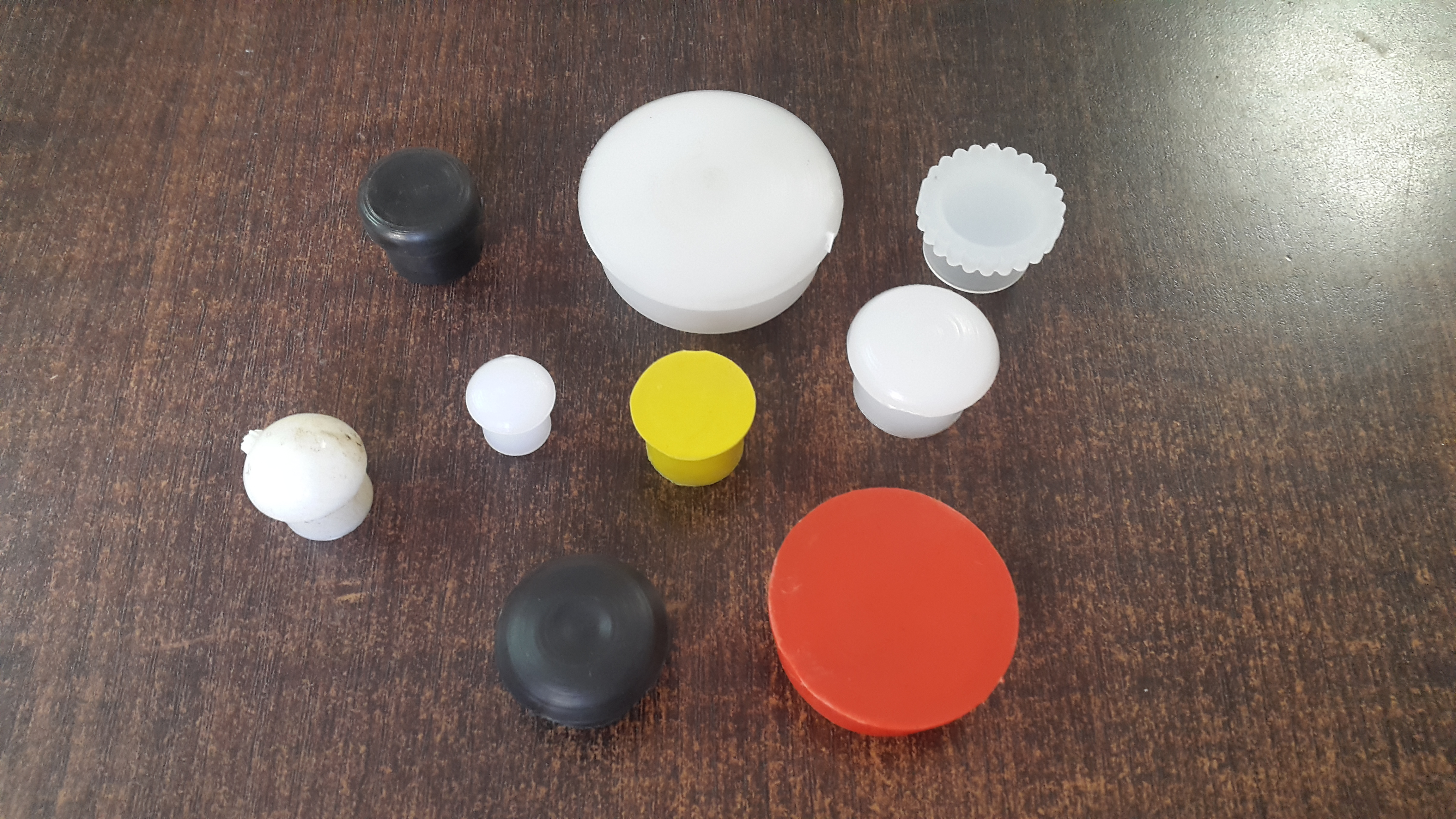 Thread protective cap & pipe end cap