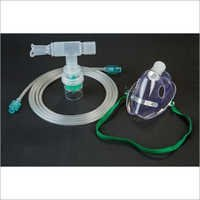 Nebulizer Mask  With  T And Mouth Piece