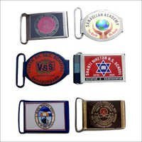 School Belt Buckle