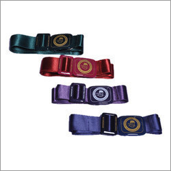 Satin School Belt