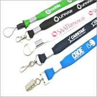 Personalized Printed Neck Lanyards