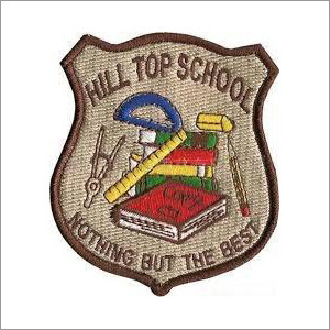 Cloth School Badges