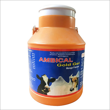 Animal Liquid Calcium