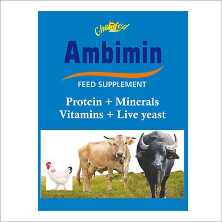 Animal Feed Supplement(Protein,Minerals,Vitamins)