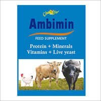 Animal Feed Supplement(Protein,Minerals,Vitamins)