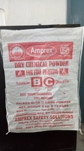 Dry Chemical Powder For Fire Fighting B & C Classes Of Fire