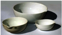 Evaporating Basin (Porcelain)