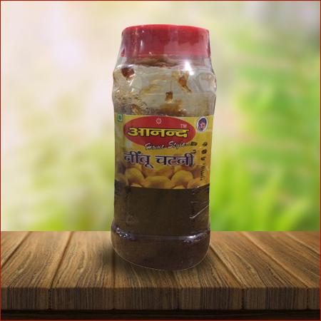 Nimbu Chatni