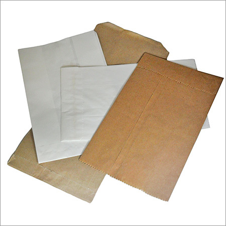 Non Printed Paper Bags