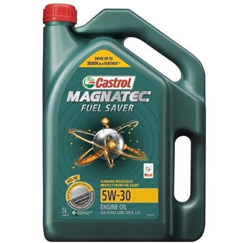 Castrol Semi Synthetic Oil