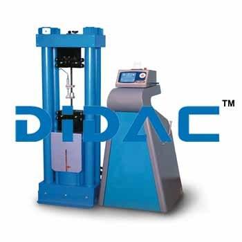 Tensile Compression Machine Servo Plus Evolution Control Unit