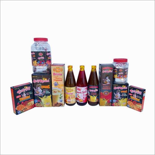 All Thandai Sharbat Product