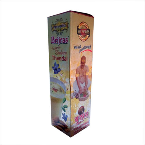 Brijras Badam Thandai 700ml