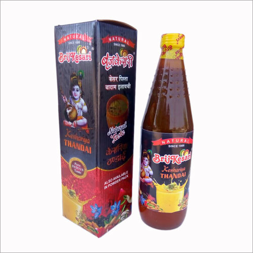 Brijkesari Thandai 700ml