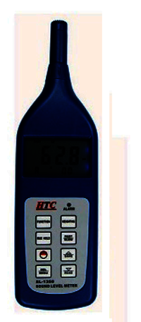 Sound Level Meter, MS1350
