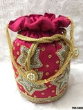 Stunning Embroidered Potli Bag
