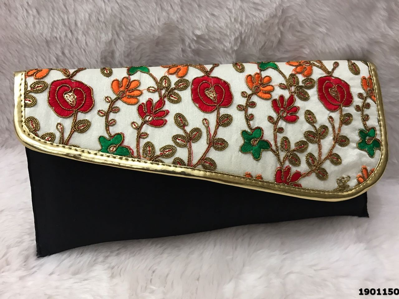 Latest Ethnic Indian Clutch Bag