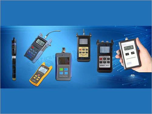 Fiber Optic Cable Testing Equipment