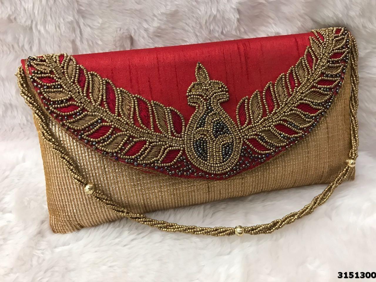 Latest Designer Ladies Clutch Bag