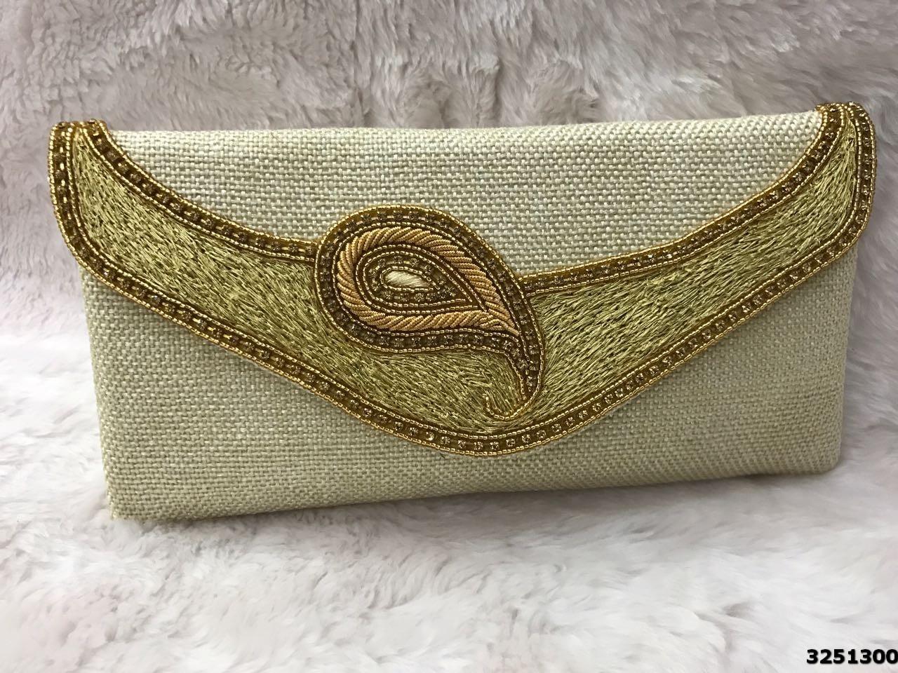 Elegant Stylish Ladies Clutch Bag