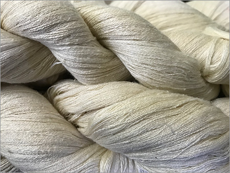 Quality Noil Silk Yarn