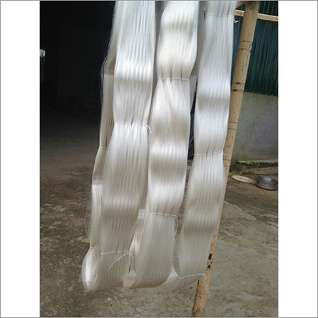 Fine Mulberry Raw Silk Yarn