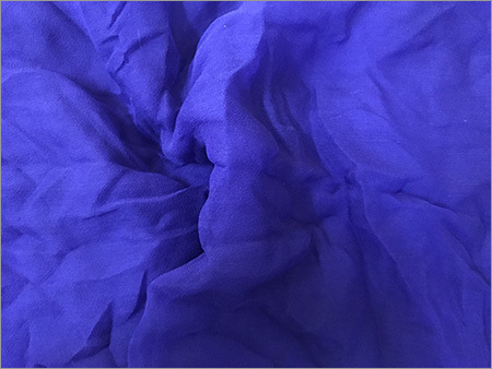Plain Cotton Silk Fabric