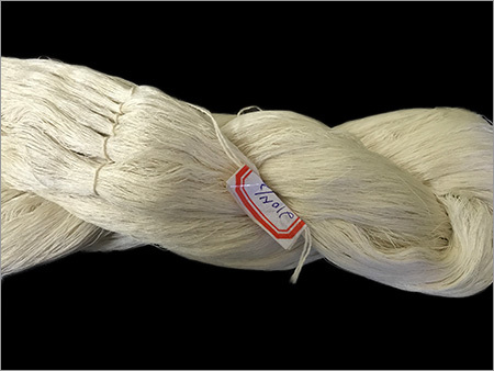 Tussah Hand Spun Silk Yarn