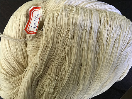 Fine Spun Silk Yarn