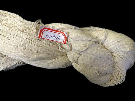 Fine Tussah Hand Spun Silk Yarn