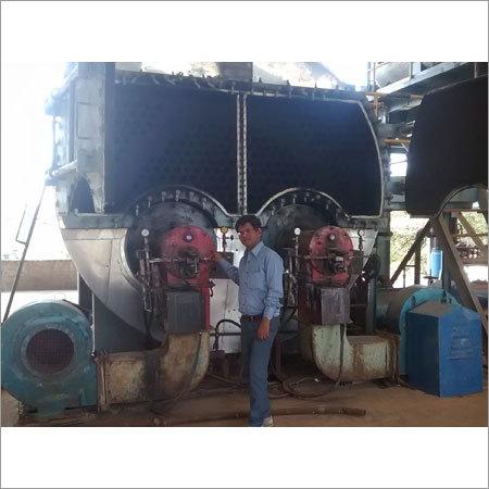 Shell type High-stream Pressure IBR Boiler