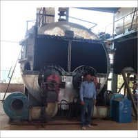 Shell Type Steam Boilers Repair