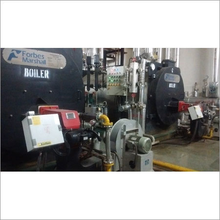 Thermic Fluid Air Heater