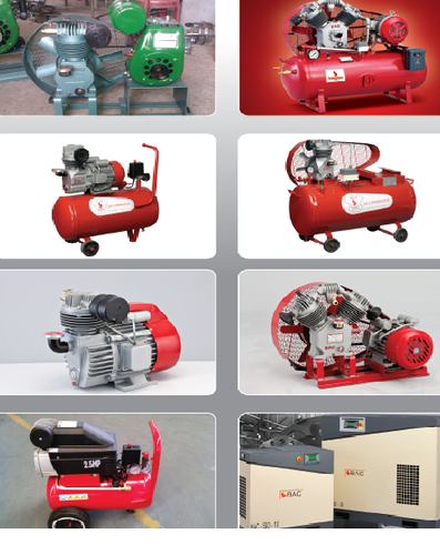Bakgiyam Air Compressors